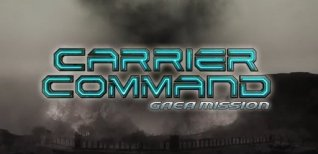 Carrier Command: Gaea Mission. Видео #1
