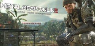 Metal Gear Online (2015). Релизный трейлер