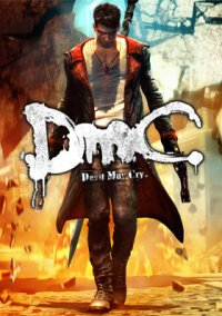 Обложка DmC: Devil May Cry