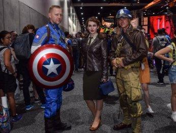 Лучший косплей San Diego Comic-Con International 2017