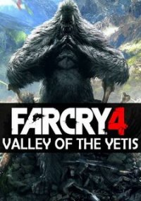 Обложка Far Cry 4: Valley of the Yetis