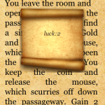 Скриншот Fighting Fantasy: The Warlock of Firetop Mountain (2009/II) – Изображение 2