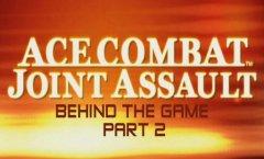 Ace Combat: Joint Assault. Дневники разработчиков ч.2
