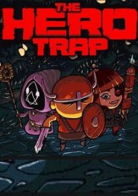 Обложка The Hero Trap