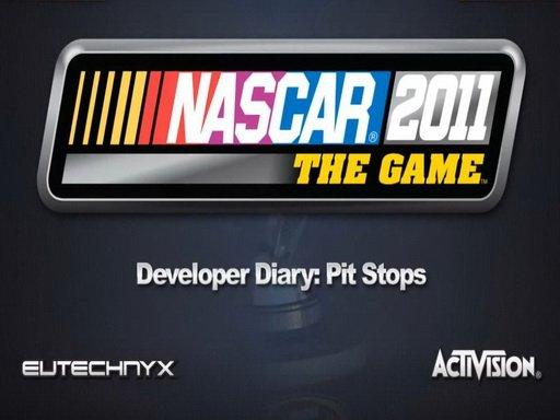 NASCAR: The Game 2011. Дневники разработчиков