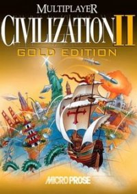 Civilization II: Multiplayer Gold Edition – фото обложки игры