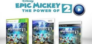 Epic Mickey 2: The Power of Two. Видео #6