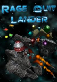 Обложка Rage Quit Lander