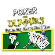 Обложка Poker for Dummies