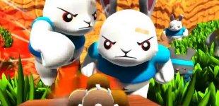 Blast 'Em Bunnies. Анонсирующий трейлер c E3 2015