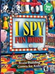 Обложка I Spy: Fun House