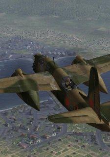 Sturmoviks over Manchuria
