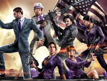 Рецензия на Saints Row 4