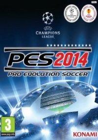 Обложка Pro Evolution Soccer 2014