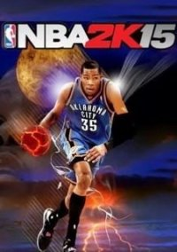 Обложка NBA 2K15
