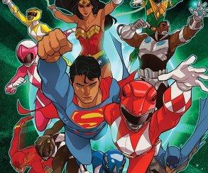 В комиксе Justice League/Power Rangers появился старый враг Супермена