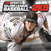 Обложка Major League Baseball 2K9