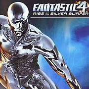 Обложка Fantastic 4: Rise of the Silver Surfer