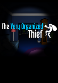 Обложка The Very Organized Thief