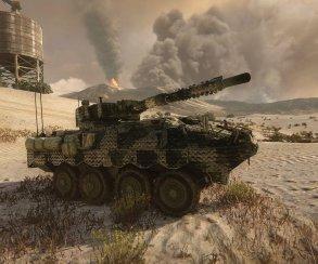 Началось тестирование главного конкурента World of Tanks