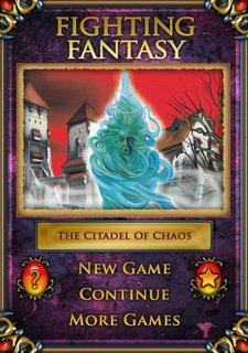 Fighting Fantasy: Citadel of Chaos