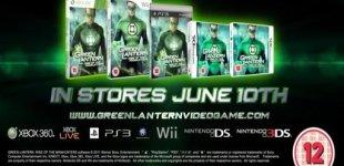 Green Lantern: Rise of the Manhunters. Видео #3