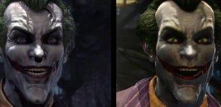 Batman: Return to Arkham. Трейлер сравнения с оригинальными версиями #2