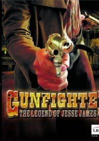 Обложка Gunfighter: The Legend of Jesse James