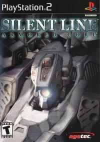 Обложка Armored Core: Silent Line