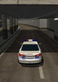 Обложка Traffic Police Car Driving 3D