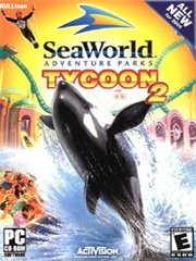 Обложка SeaWorld Adventure Parks Tycoon 2