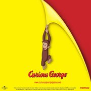 Обложка Curious George