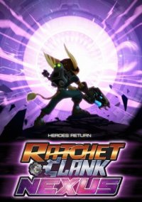 Обложка Ratchet & Clank: Nexus