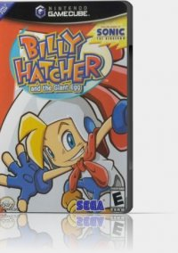 Billy Hatcher and the Giant Egg – фото обложки игры