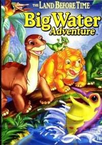 Обложка The Land Before Time: Big Water Adventure