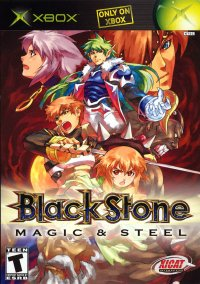 Обложка Black Stone: Magic & Steel