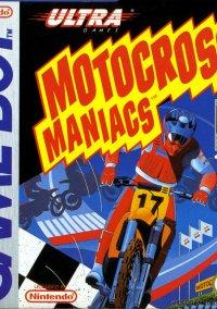 Обложка Motocross Maniacs
