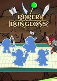 Обложка Paper Dungeons