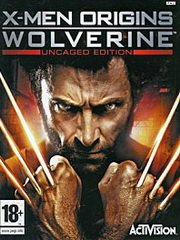 Обложка X-Men Origins: Wolverine
