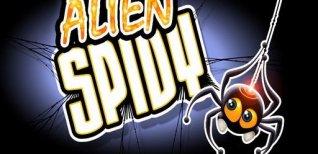 Alien Spidy. Видео #2