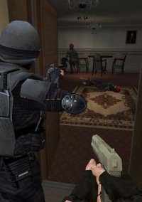 SAS Anti-Terror Force – фото обложки игры