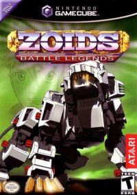 Zoids Battle Legends – фото обложки игры