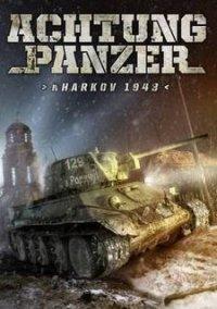 Обложка Achtung Panzer: Kharkov 1943