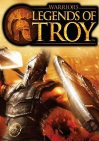 Обложка Warriors: Legends of Troy
