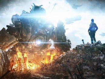 Пять причин поиграть в Titanfall