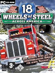 Обложка 18 Wheels of Steel: Across America