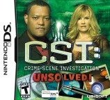 Скриншот CSI: Crime Scene Investigation Unsolved!