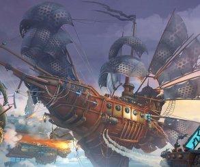 Новые «Аллоды» зовут за штурвал пиратского летающего корабля
