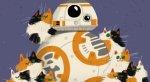 Художники Disney изобразили героев Star Wars и их котиков. - Изображение 2