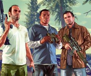 В магазины отгрузили 45 млн копий Grand Theft Auto 5